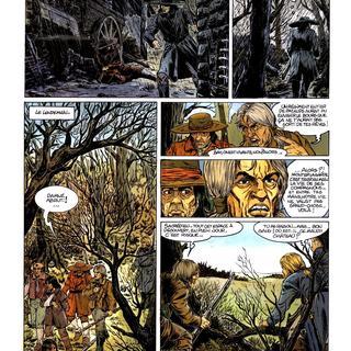 Dampierre 5 Le Cortege Maudit par Yves Swolfs