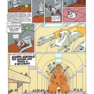 Avant l'Incal 3 Croot par Zoran Janjetov, Alexandro Jodorowsky