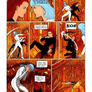 Avant l'Incal 6 Suicide Allee par Zoran Janjetov, Alexandro Jodorowsky