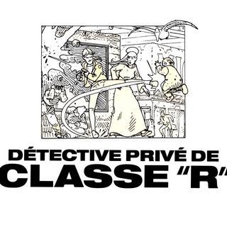 Avant l'Incal 2 Detective Prive de Classe R par Zoran Janjetov, Alexandro Jodorowsky