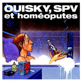 Avant l'Incal 5 Ouisky SPV et Homeoputes par Zoran Janjetov, Alexandro Jodorowsky