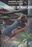 Le Cycle de Cyann 4 Les Couleurs de Marcade par Francois Bourgeon