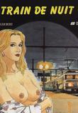 Train de Nuit 1 par Hugdebert