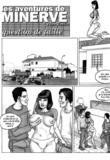Les Aventures de Minerve Question de Taille par Juan Emilio