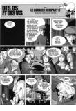 Des Os et des Vis 16 Le Dernier Rapart II par Man