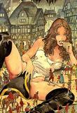 Gullivera Appendix de Milo Manara