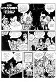 Les Hypocrites 5 Elena par Paya, Revilla