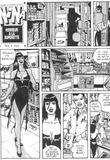 Nina Horeur a la Superette de Paya